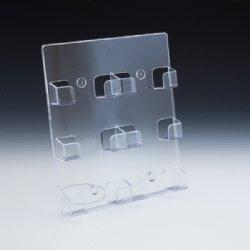 Business card holders beemak idl wall mount business card holders colourmoves Choice Image