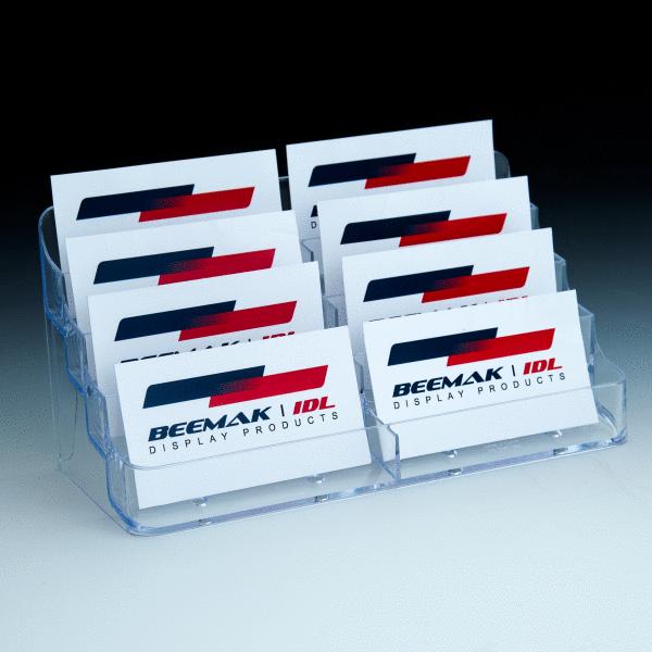 Bps 58 c 8 pocket business card gift card holder 8 pocket business card gift card holder colourmoves