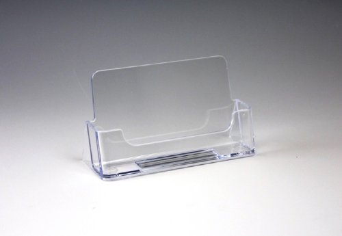 Bps 51 ci clear business card gift card holder clear business card gift card holder colourmoves