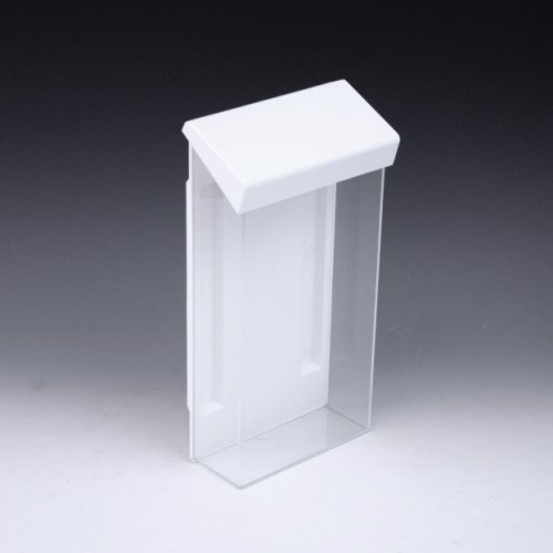 Obh 4x9 ci clear outdoor brochure holder for 4x9 literature - Outdoor brochure holders for exterior use ...
